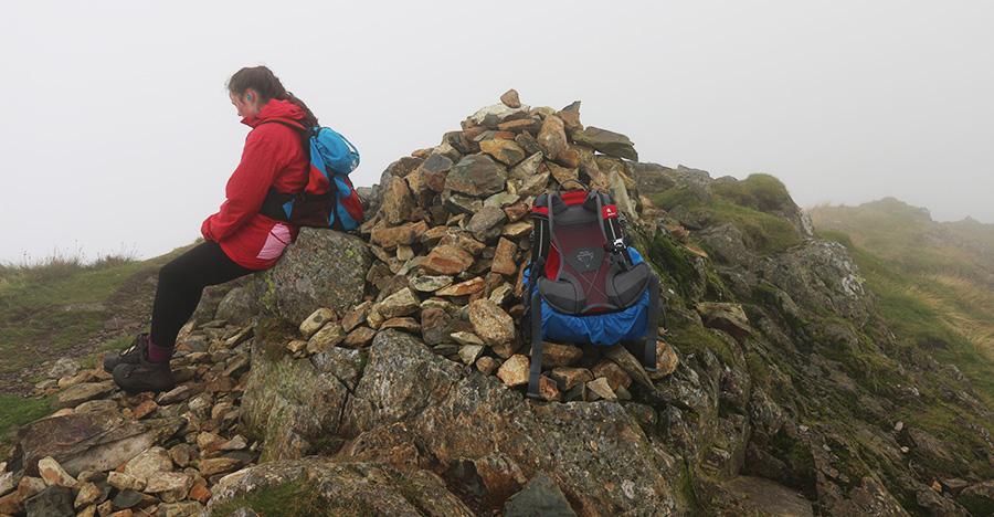 Tilly at Loft Crag