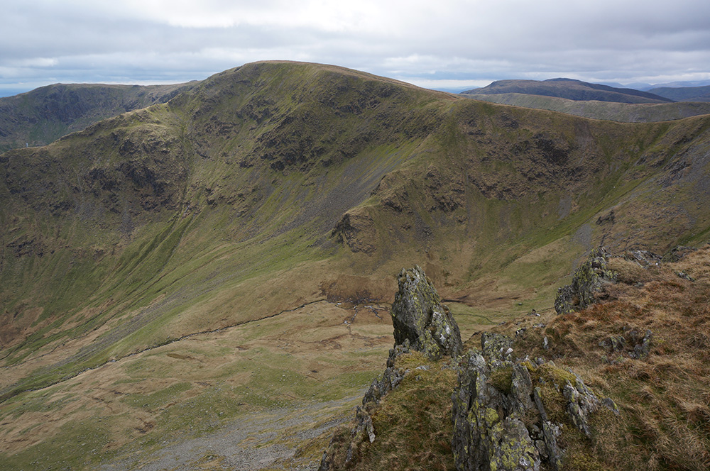 High Street from Kidsty Pike