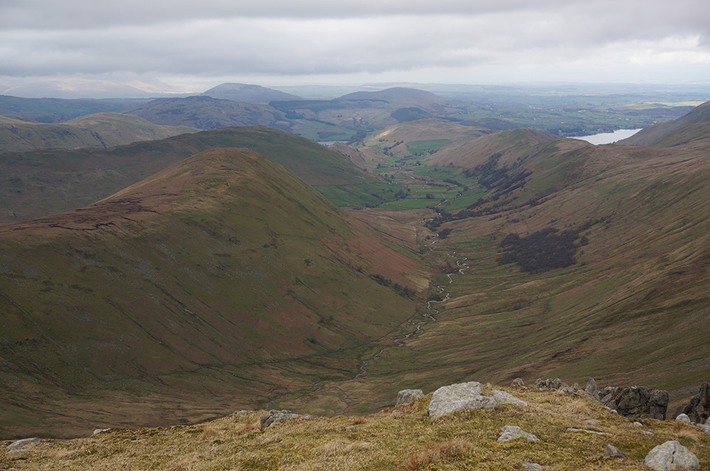 Martindale from Rampsgill Head