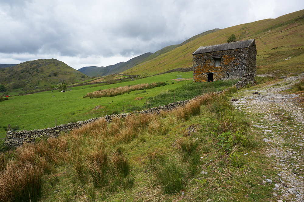 Field Barn near Troutbeck Tongue