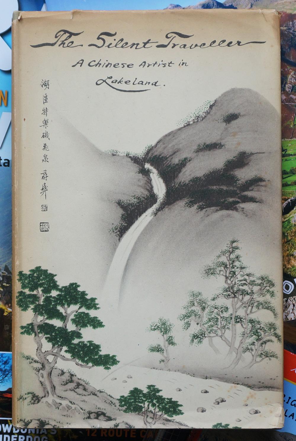 The Silen Traveller book cover