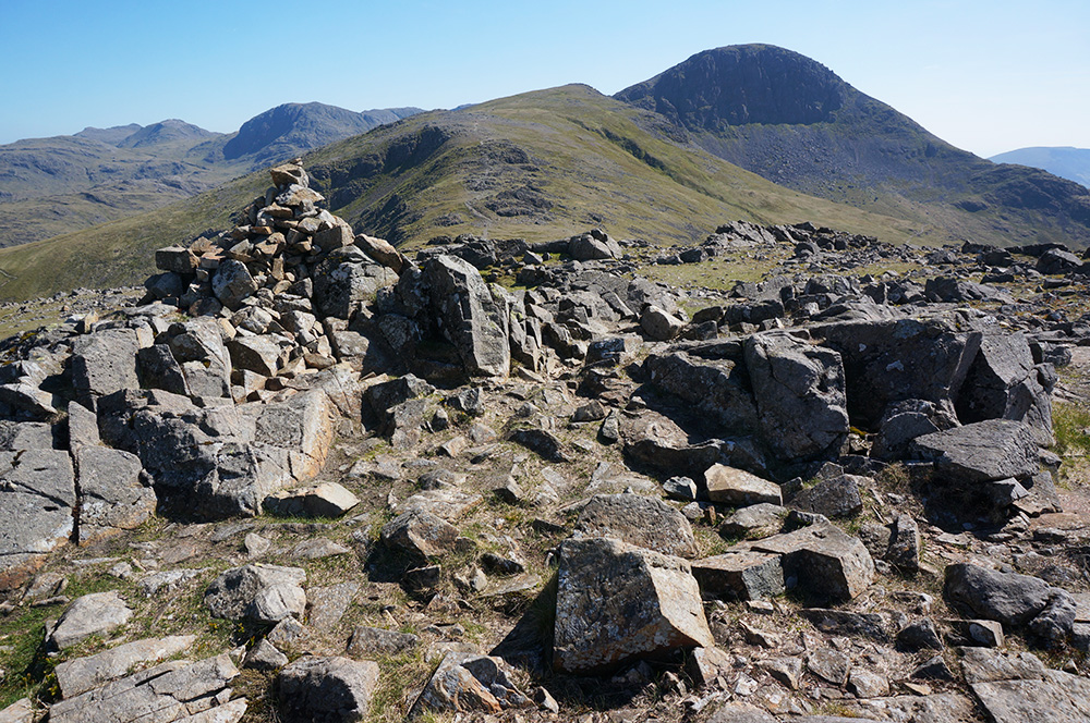 Brandreth summit