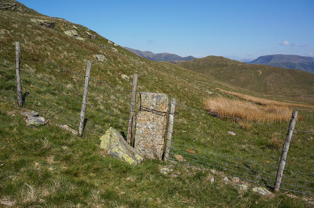 Fence on Gavel Fell