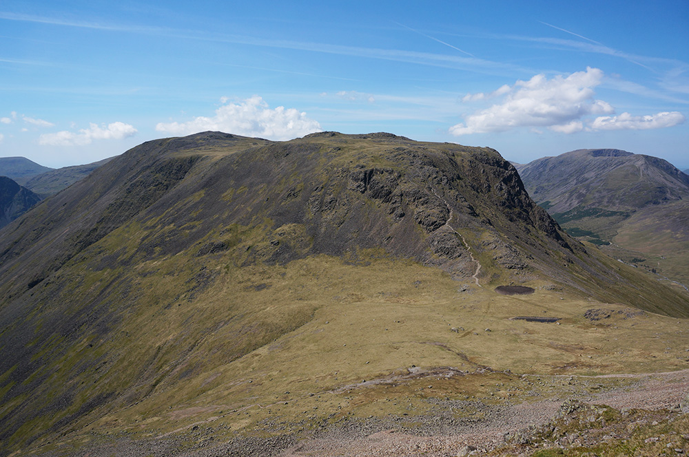 Kirk Fell from Great Gable