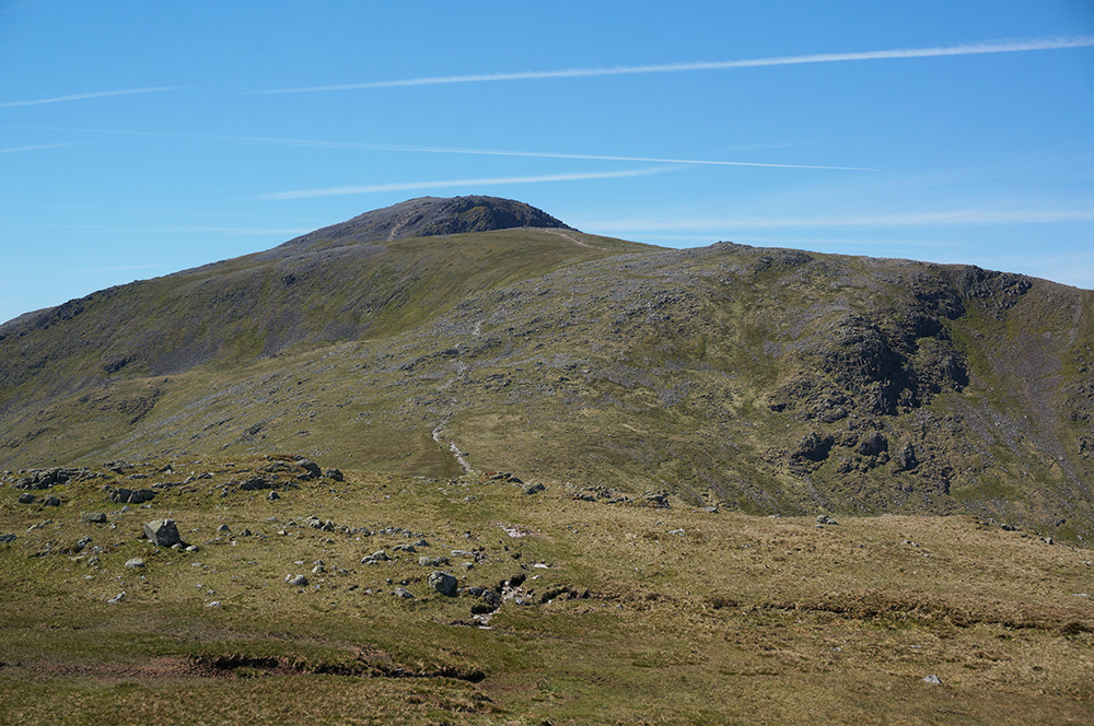 The path from Base Brown to Green Gable