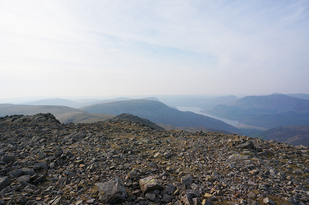 Ennerdale from Haycock