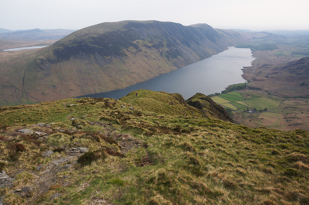 Illgill Head and Wast Water