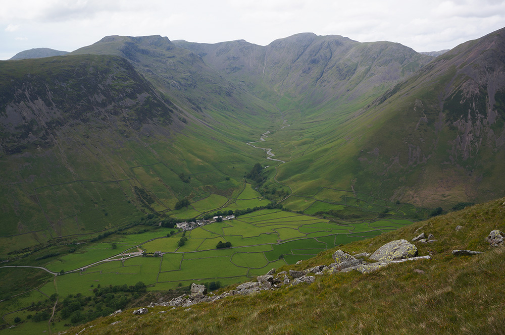 Mosedale and Pillar