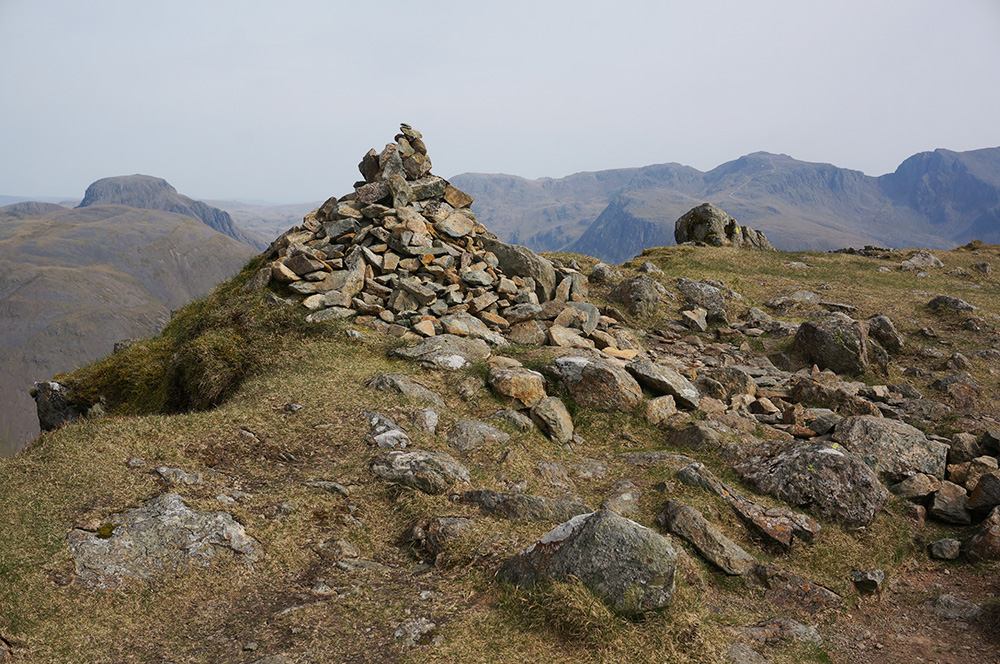 Red Pike summit cairn