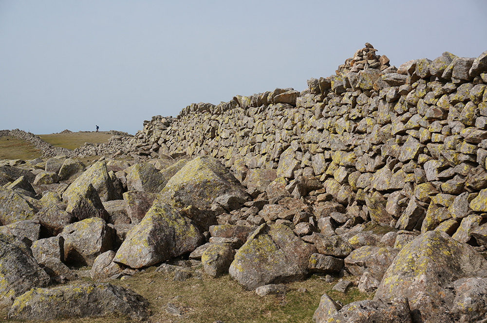 Scoat Fell summit