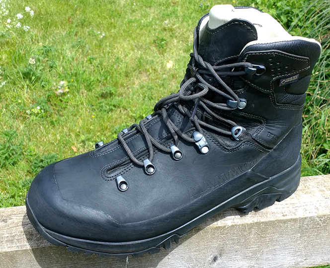 Mammut Trovat Guide II High GTX