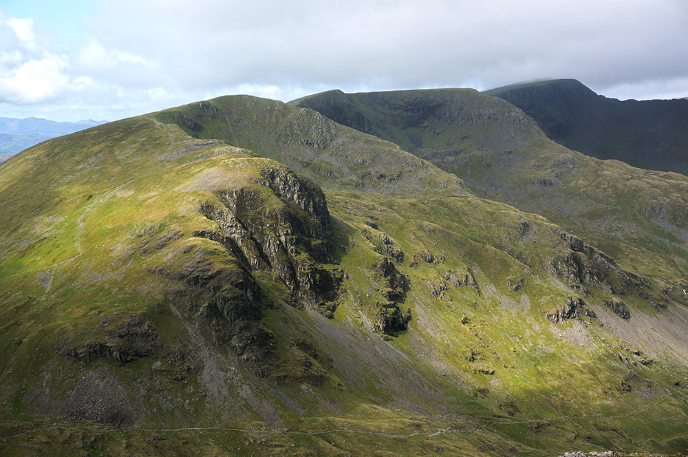 Dollywaggon Pike