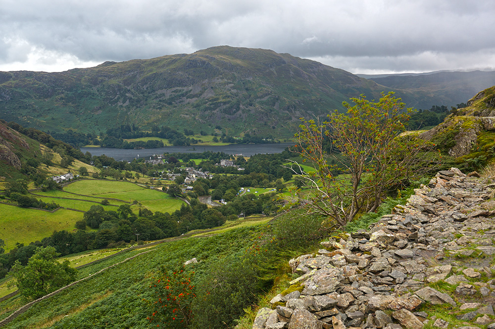 Place Fell and Glenridding