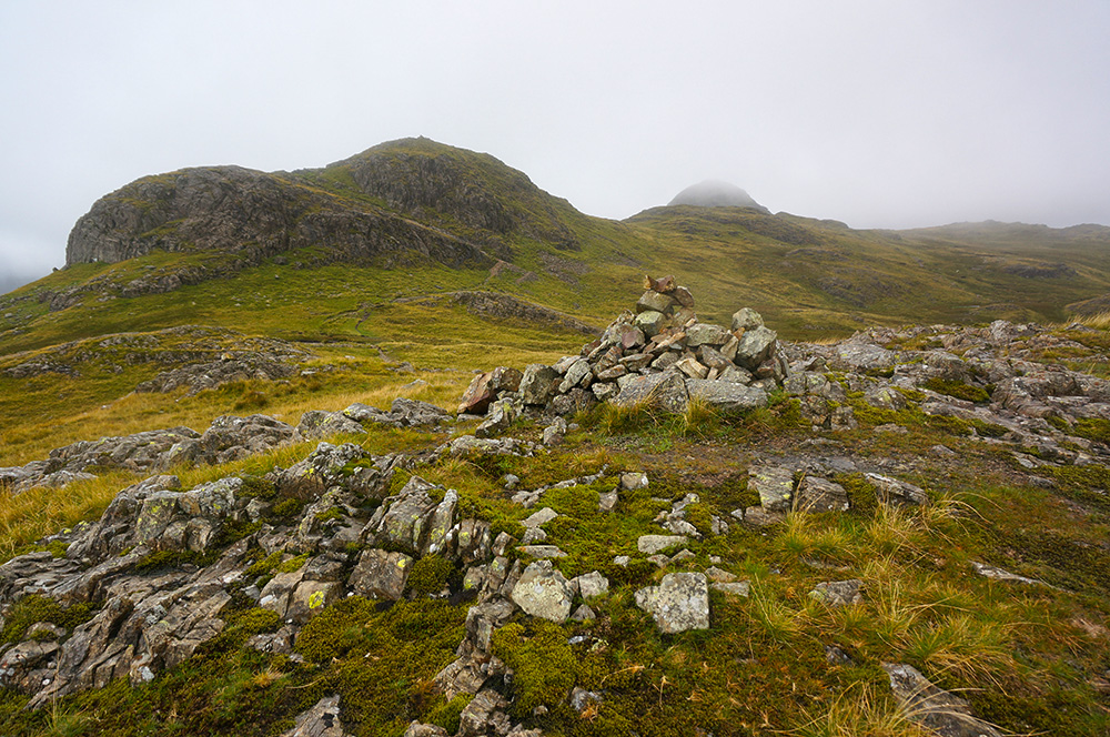 Cairn on Thorn Crag