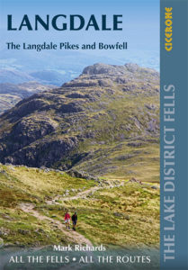 Lakeland Fellranger (second edition), Langdale book cover