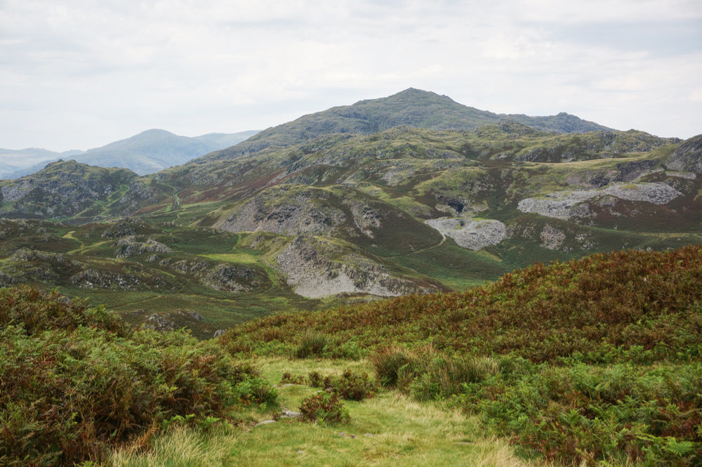 Caw from Stickle Pike