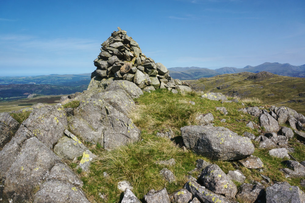 Stainton Pike summit