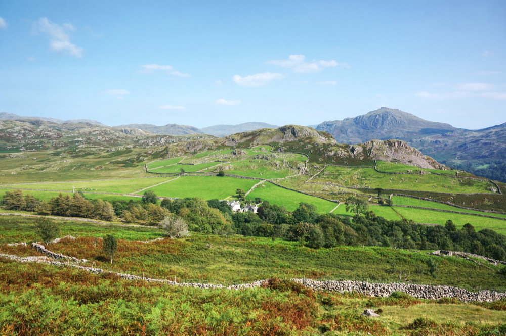 Eskdale and Harter Fell